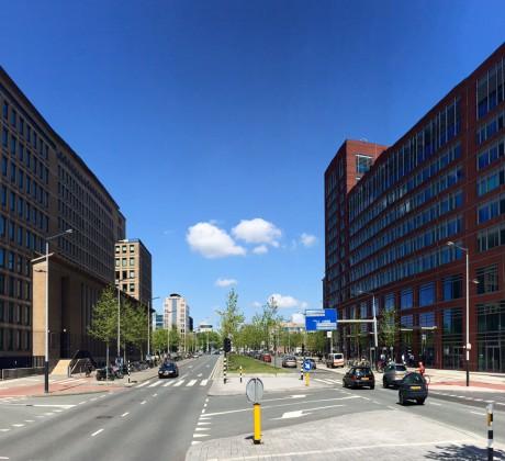 Amstelcampus Wibautstraat