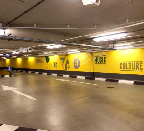 Parkeergarage Schouwburgplein