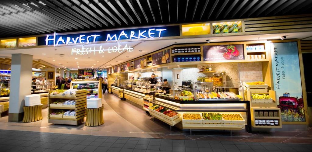 Marvest Market Schiphol