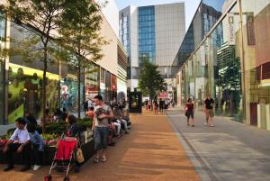 Winkelcentrum Westfield Stratford