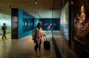 Rijksmuseum Holland Boulevard Schiphol (bron: Schiphol.nl)