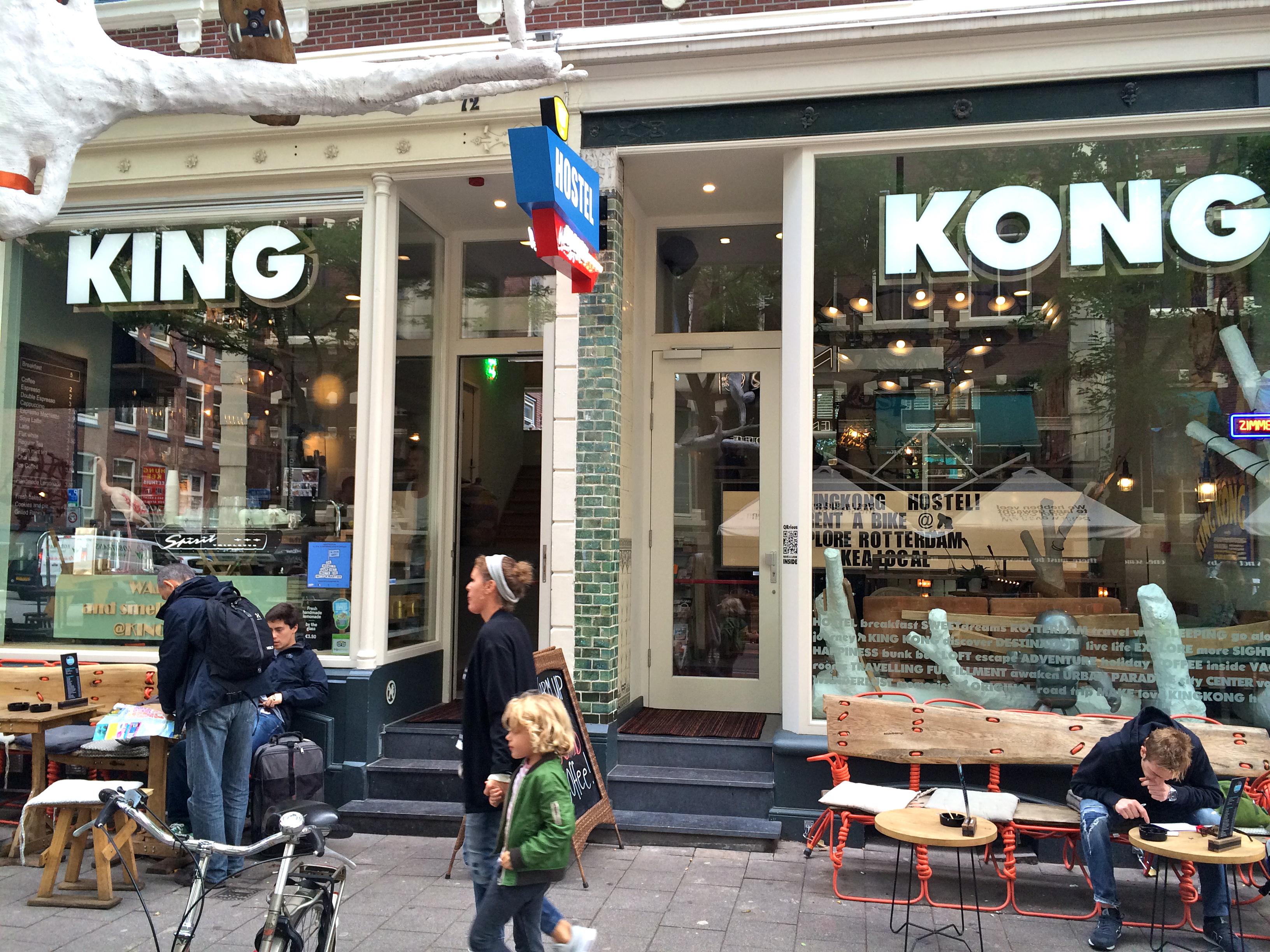King-Kong-Hostel-Rotterdam